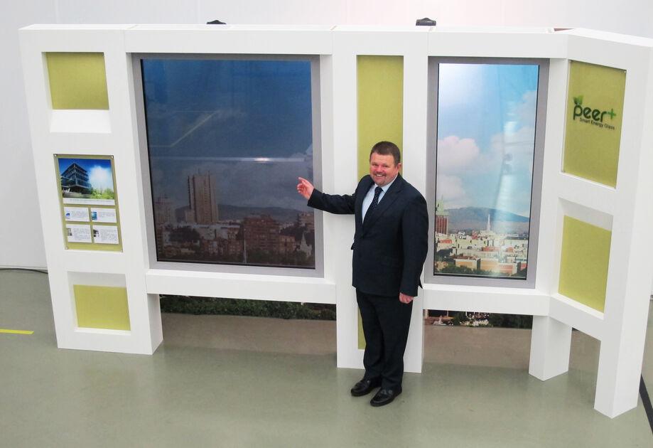 TU/e helpt Smart Energy Glass testen en verbeteren
