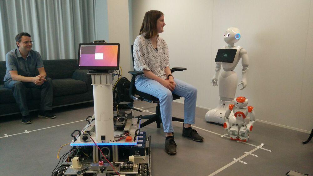 curs video video de robot